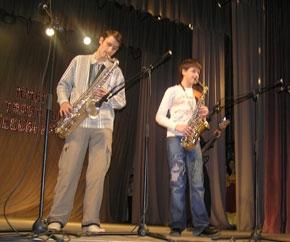 Наши джазисты учатся у мэтров
