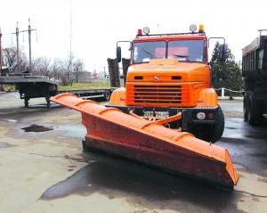 """""""Евродор"""" пока не определился, как будет чистить дороги района зимой?"""