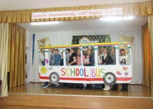Школьники из Каменки побывали в Одессе