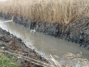 В Суворово очистили и углубили реку Аная