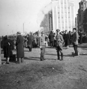 Измаил в 1941-1944 годах