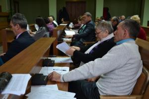 Измаильщина приняла главный финансовый документ 2017 года