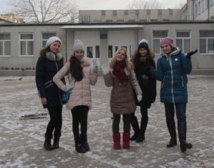 Юные краеведы выступили в Одессе