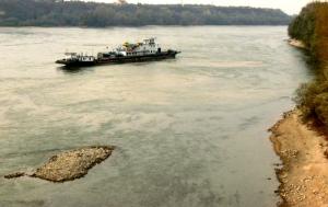 УДП закрывает навигацию на Дунае