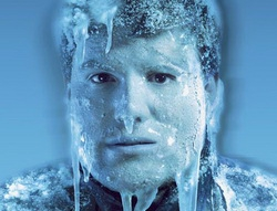 Мороз и люди