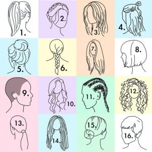 Что расскажет о вас повседневная причёска?