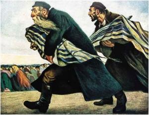 Измаил. 1905 год. Чёрные дни еврейского погрома