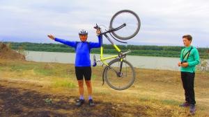 Сделаем Измаил велосипедным!