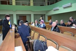 В районе вновь обсуждали вопрос объединения громад