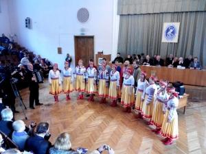 Наша землячка приняла участие в работе съезда краеведов