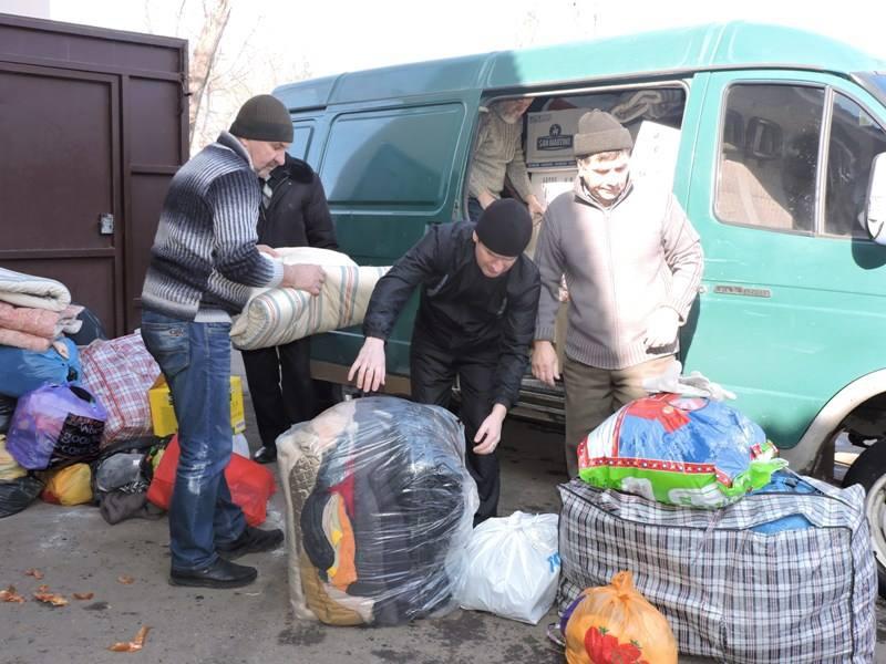 Измаильщина оперативно отреагировала на беду жителей Авдеевки