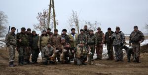 На Измаильщине завершился сезон охоты на зайца