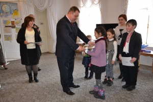 Дети Измаильщины рисуют соборную Украину