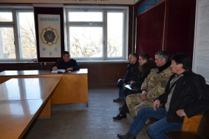 Полицейские и общественники обсудили дальнейшее сотрудничество