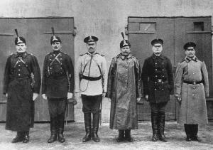 Российская полиция в конце XIX – начале XX века