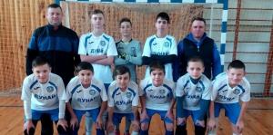 Как наши юные футболисты в Ковеле блистали
