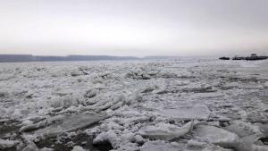 Лёд тронулся, но не сильно…