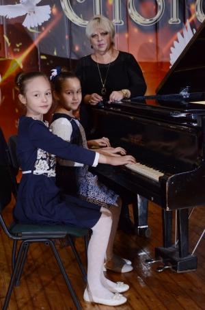 Момент славы для измаильских пианисток
