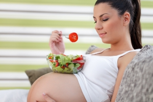 Беременность: время переходить на правильное питание
