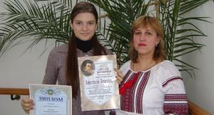 Студентка ИТМЭСХ - финалистка областного языкового конкурса