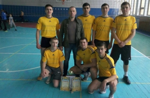 Измаильские волейболисты отличились в Татарбунарах