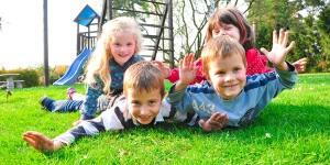 Весна - время пика детского травматизма