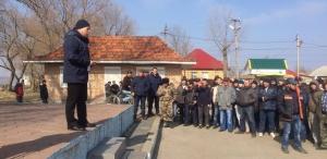 Вилковские рыбаки перекрыли Дунай