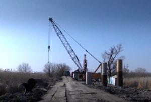 Открытие моста у Паланки переносится