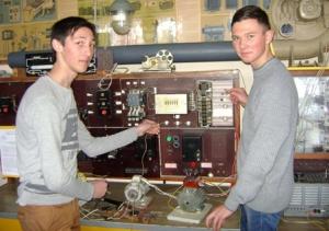 Лучшие радиоконструкторы области - на Измаильской СЮТ!