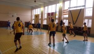 Волейбол - в зачёт универсиады