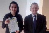 Наш юный экскурсовод - призёр всеукраинского конкурса