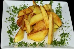 Немного о картошке