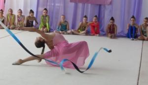 """Праздник гимнастики, шарма и пластики: """"Юнона"""" вновь блистала в Измаиле!"""