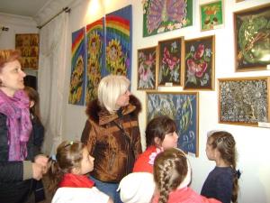 Таланты педагога - источник детского вдохновения