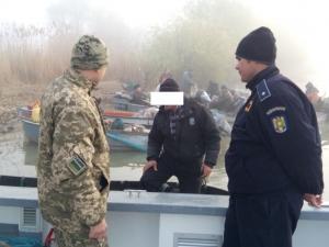 Украинские и румынские пограничники совместно патрулировали Дунай