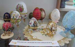 Пасхальные поздравления, украшения и хорошее настроение на новой выставке в музее Придунавья