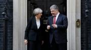Санкции против РФ и безопасность: Порошенко подвел итоги визита в Англию