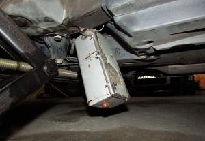 В автомобиле мэра обнаружили взрывное устройство