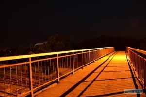 Девушка, прыгнувшая с моста, скончалась