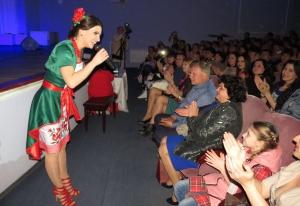 Шоу Екатерины Пуйческу: такого Измаил ещё не видел!
