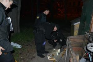 У Дома профсоюзов нашли рюкзак со взрывчаткой