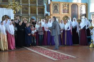 Старообрядцы Украины в Старой Некрасовке пели хвалу Богу