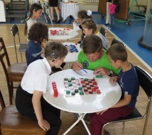 Спартакиада для детей-инвалидов впервые прошла в Измаиле