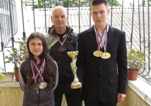 Новые победы воспитанников Владимира Медведева