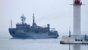 Самый большой корабль ВМС Украины сломался сразу после ремонта