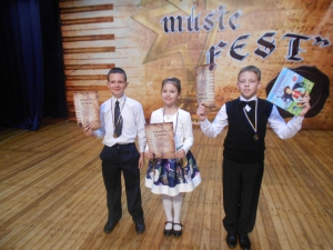 """На IV Международном конкурсе искусств """"GLORY MUSIC FEST"""""""