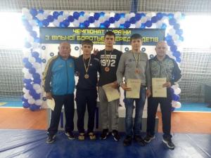 Сергей Гордиенко из каменской спортшколы – чемпион Украины