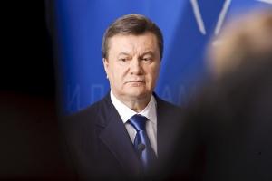 """Янукович выиграл конкурс """"красоты"""" наиболее коррумпированных чиновников, - Transparency International"""