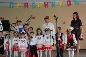 В селе Нагорное - двойной праздник