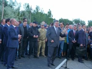 Президент Украины открыл дорогу в украинскую Венецию